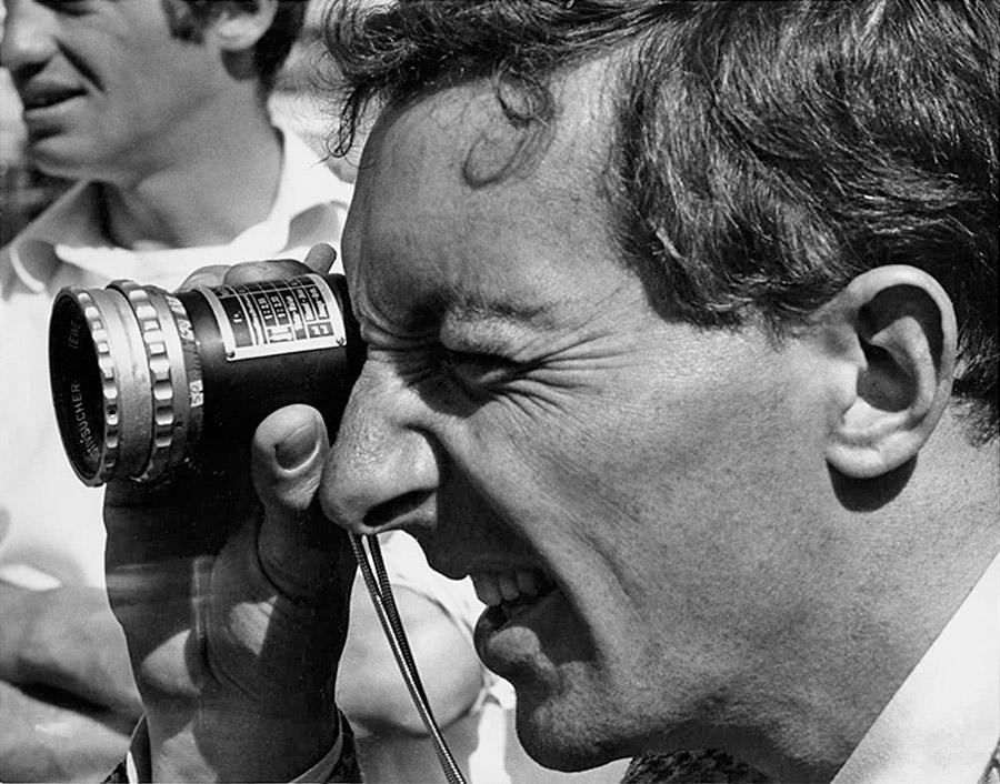 Philippe de Broca tourne L'Homme de Rio avec Jean-Paul Belmondo - © Alex Productions