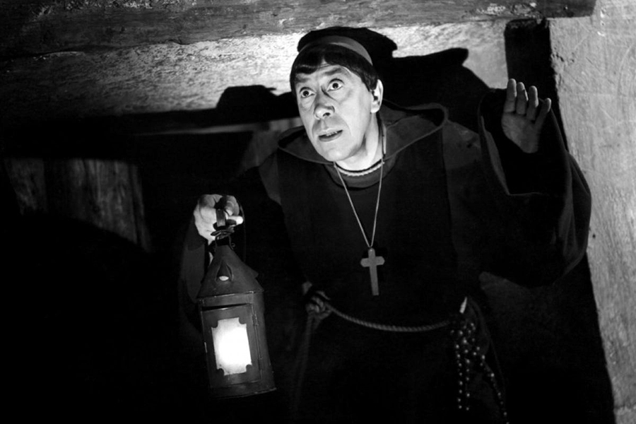 Fernandel dans L'Auberge rouge (Claude Autant-Lara, 1951) - © StudioCanal