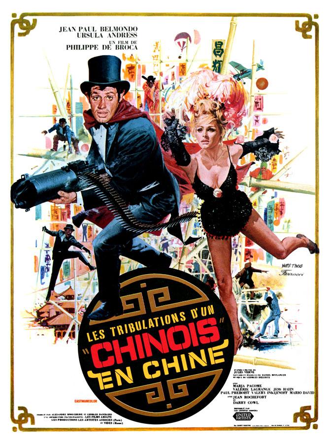 Les Tribulations d'un Chinois en Chine (Philippe de Broca, 1965)