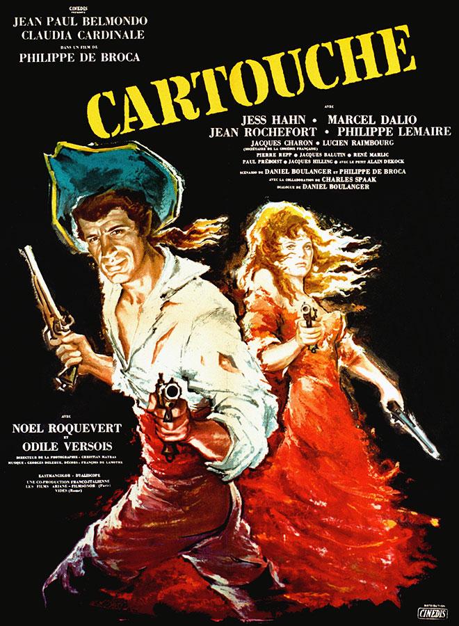 Cartouche (Philippe de Broca, 1962)
