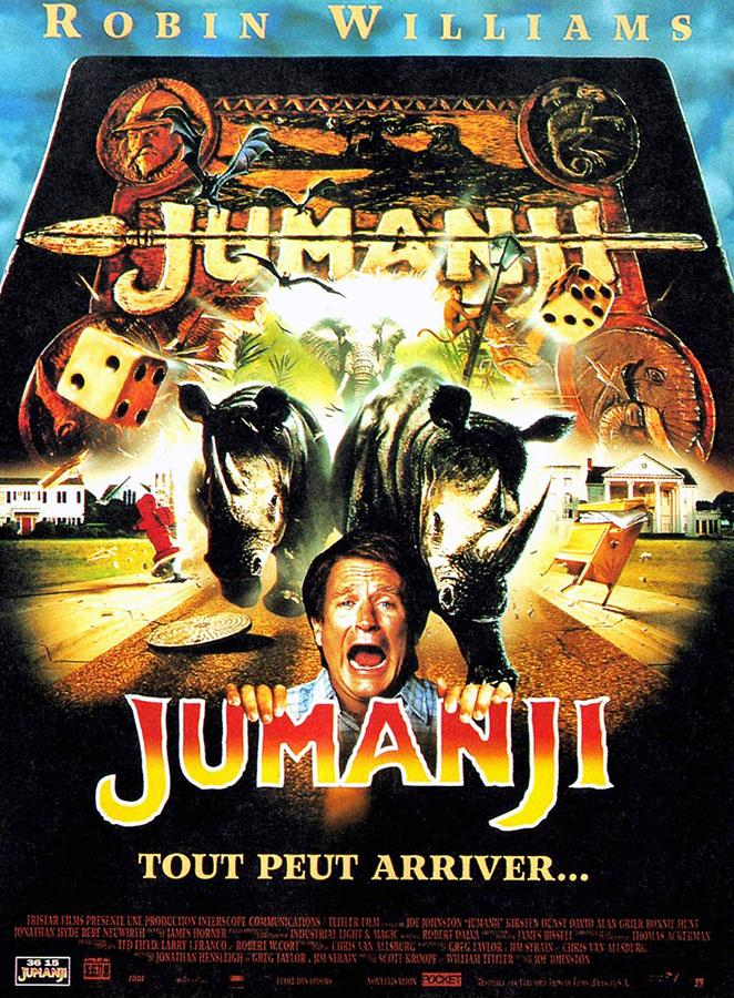 Jumanji (Joe Johnston, 1995)