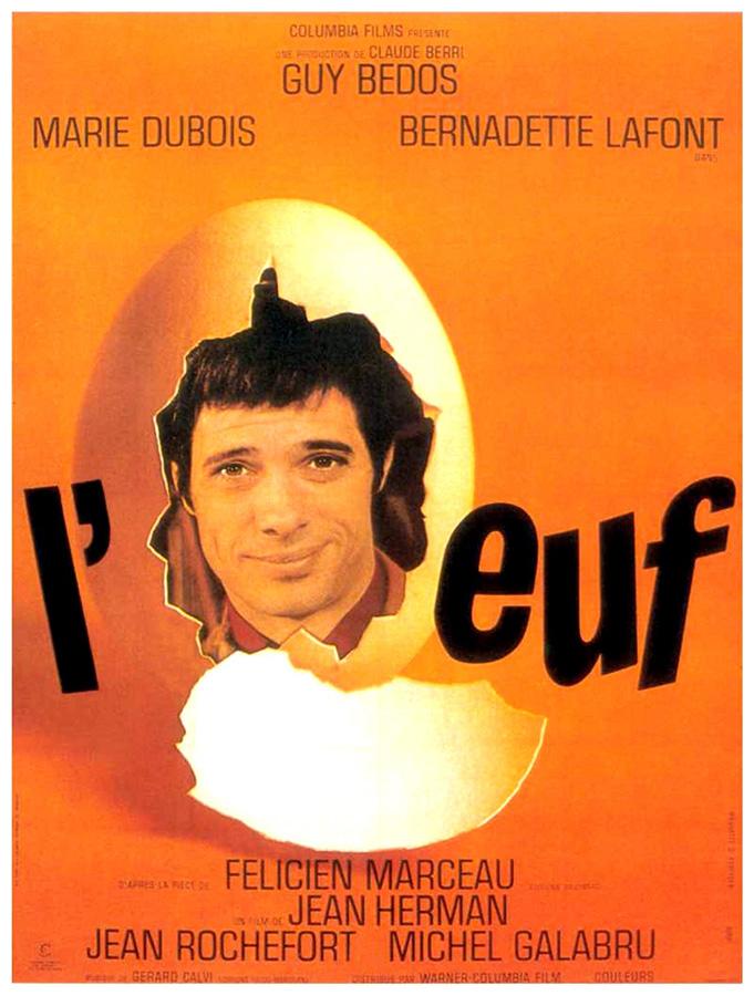 L'Œuf (Jean Herman, 1972)