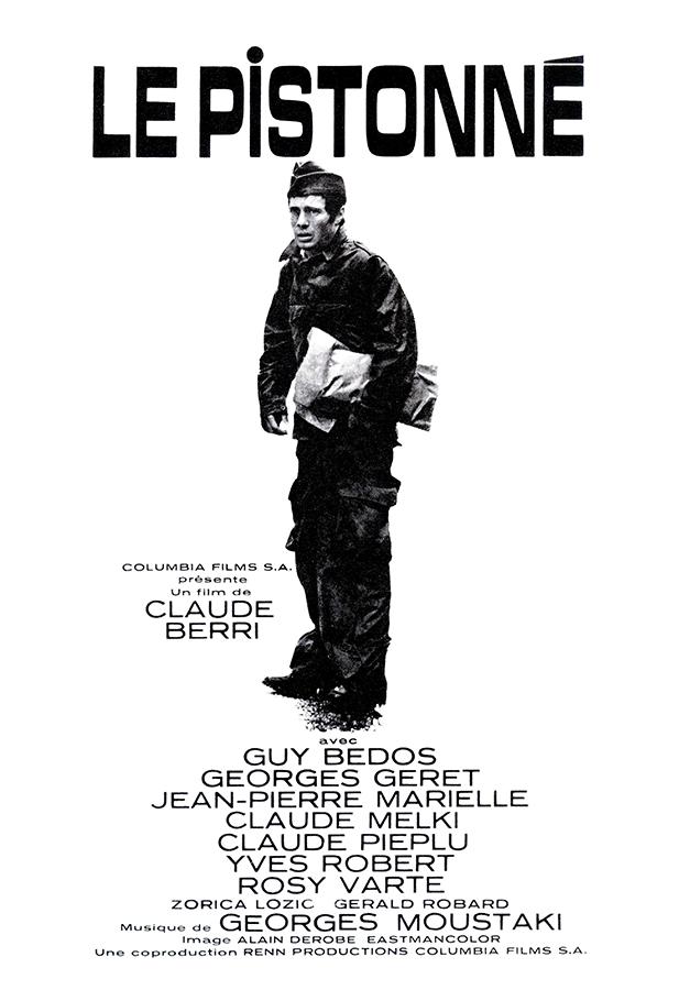 Le Pistonné (Claude Berri, 1970)