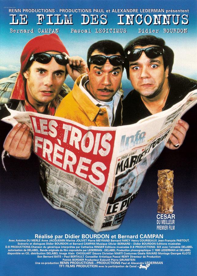 Les Trois frères (Didier Bourdon et Bernard Campan, 1995)