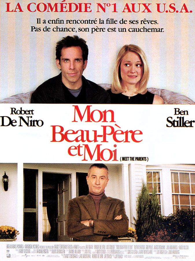 Mon beau-père et moi (Meet the parents) de Jay Roach (2000)