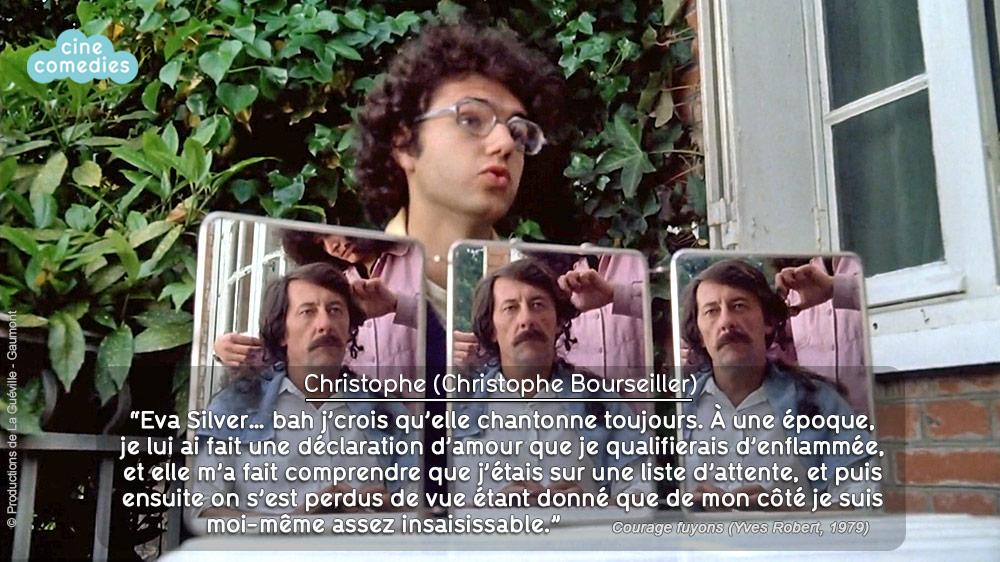 Réplique de Jean-Loup Dabadie - Courage fuyons (Yves Robert, 1979)