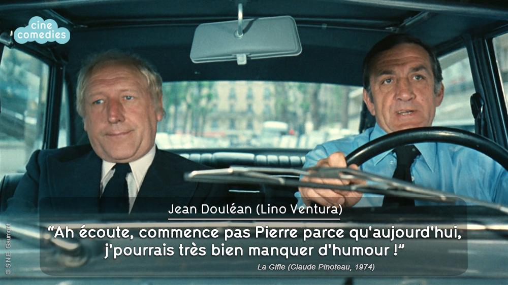 Réplique de Jean-Loup Dabadie - La Gifle (Claude Pinoteau, 1974)