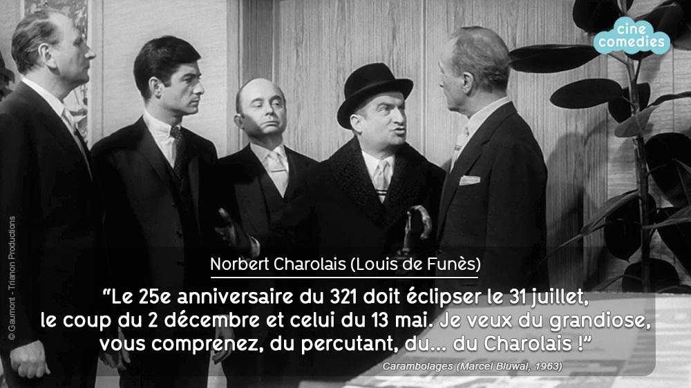 Réplique de Michel Audiard - Carambolages (Marcel Bluwal, 1963)