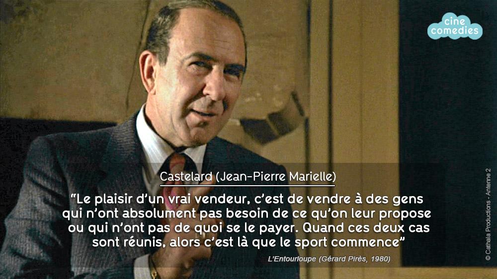 Réplique de Michel Audiard - L'Entourloupe (Gérard Pirès, 1980)