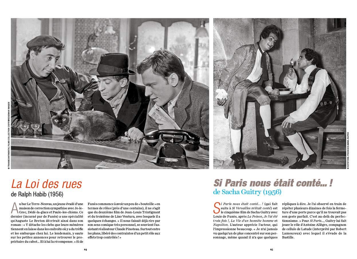 Louis de Funes à Paris de Philippe Lombard (Parigramme) - pages 24-25