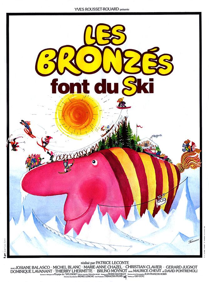 Les Bronzés font du ski (Patrice Leconte, 1979)