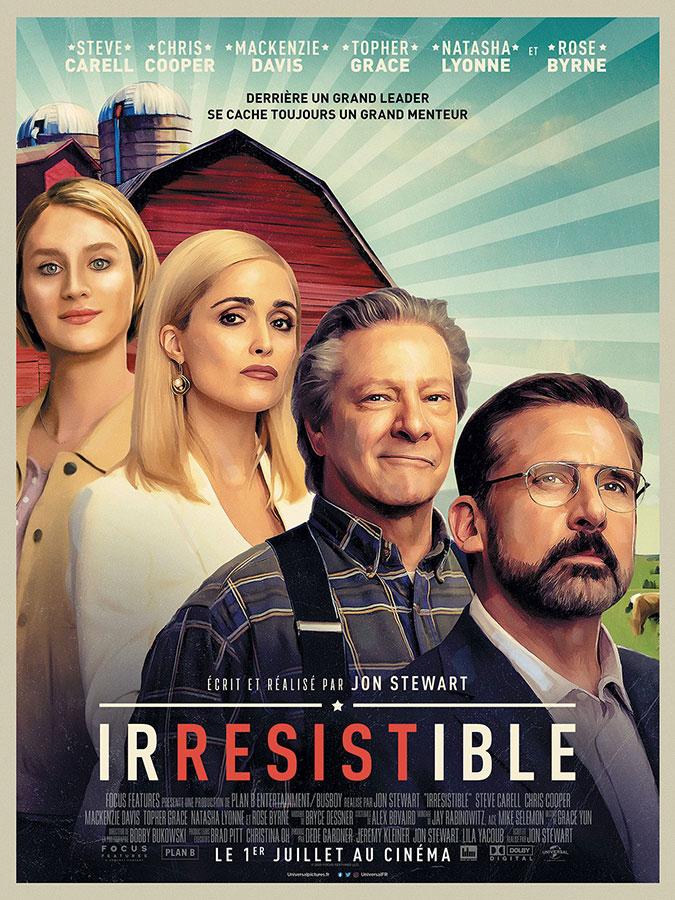 Irresistible (Jon Stewart, 2020)