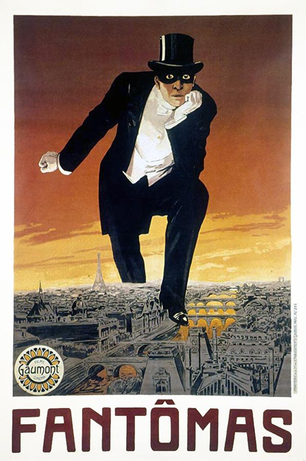 Fantômas de Louis Feuillade (1913)