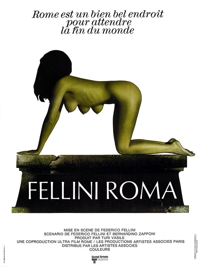 Fellini Roma (Federico Fellini, 1972)