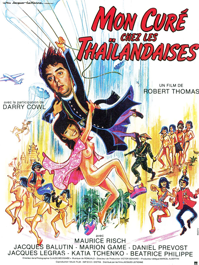 Mon curé chez les Thaïlandaises (Robert Thomas, 1983)