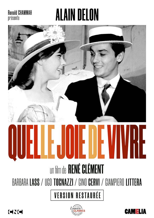 Quelle joie de vivre (Que gioia vivere) de René Clément (1961)