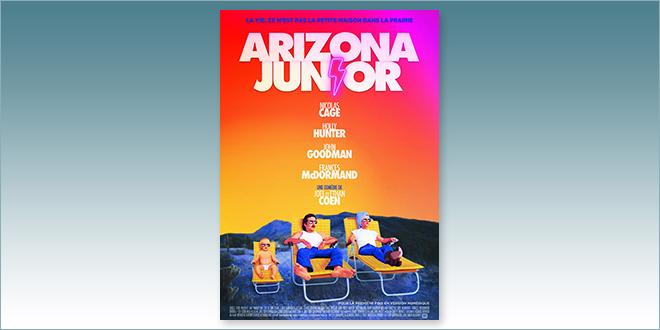 sorties Comédie du 12 août 2020 : Arizona Junior (Raising Arizona) de Joel Coen (1987)