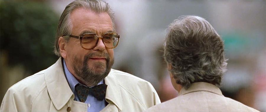 Michael Lonsdale dans Les Acteurs (Bertrand Blier, 2000)