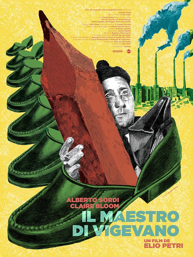 Il Maestro di Vigevano (Elio Petri, 1963)