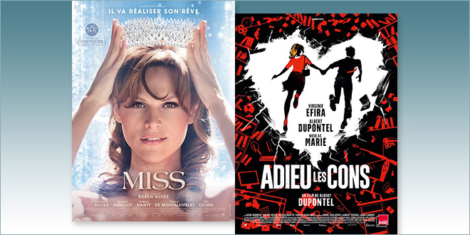 sorties Comédie du 14 octobre 2020 : Miss, Adieu les cons