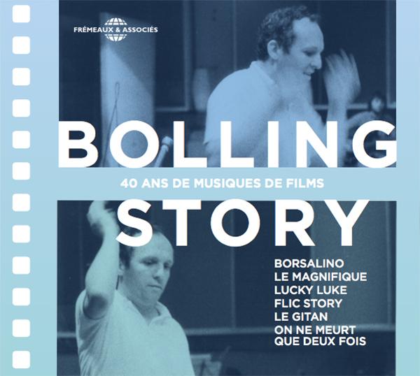 coffret 3 CD Bolling Story (Frémeaux & Associés, 2015)