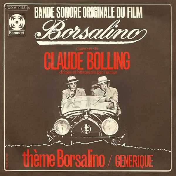 Borsalino (Jacques Deray, 1970) - Musique de Claude Bolling