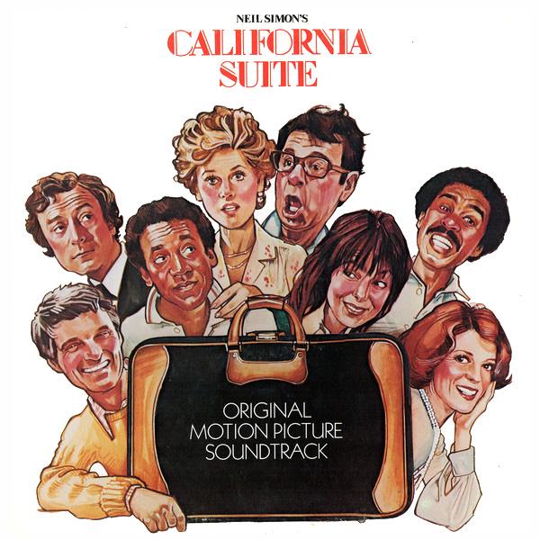 California Suite (Herbert Ross, 1978) - Musique de Claude Bolling
