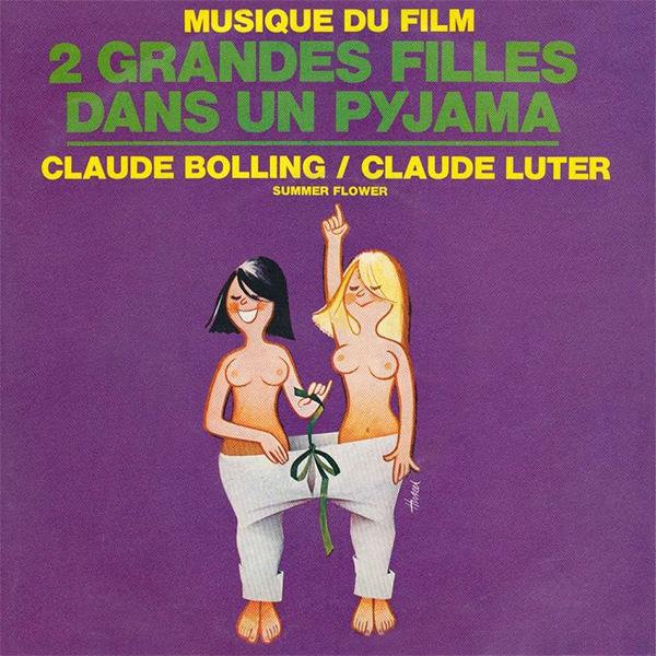 Deux grandes filles dans un pyjama (Jean Girault, 1974) - Musique de Claude Bolling