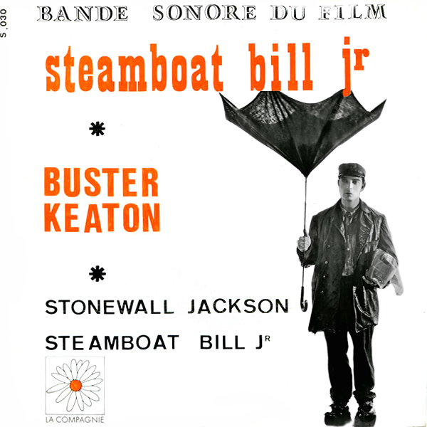 Steamboat Bill Jr (Chas. F. Reisner et Buster Keaton, 1928) - Musique de Claude Bolling