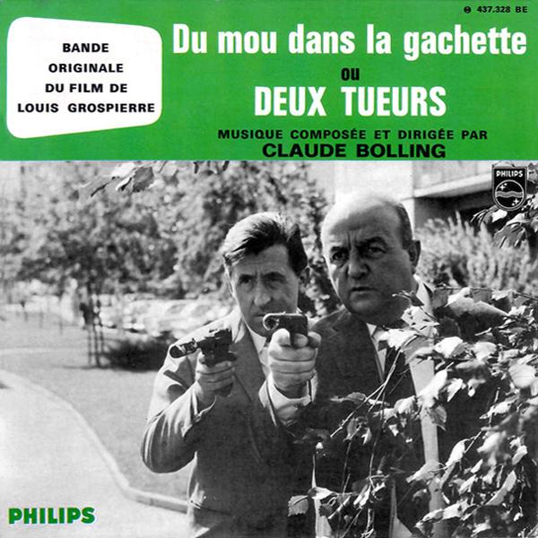 Du mou dans la gâchette (Louis Grospierre, 1967) - Musique de Claude Bolling