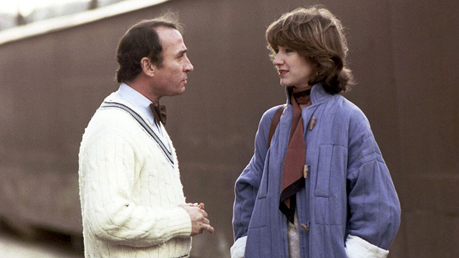 Claude Brasseur et NathalieBaye dans Monsieur Papa (Philippe Monnier, 1977) - © Gaumont