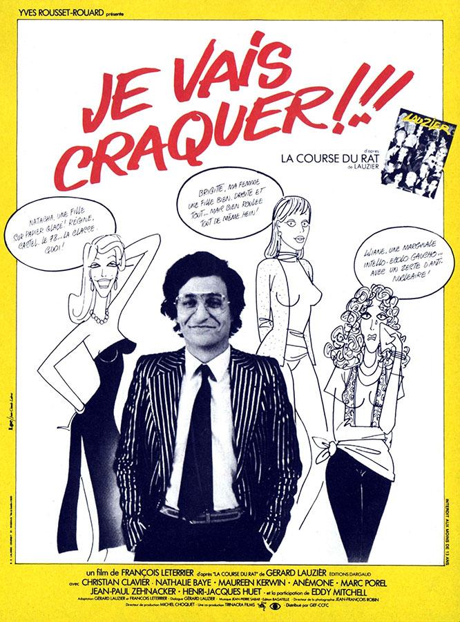 Je vais craquer !!! (François Leterrier, 1980)