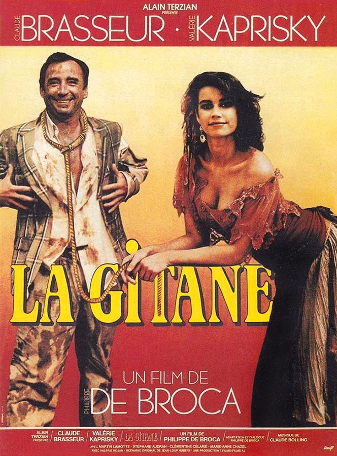 La Gitane (Philippe de Broca, 1986)