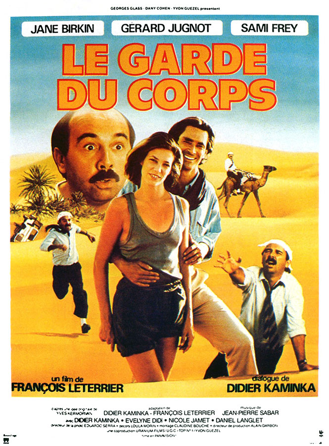 Le Garde du corps (François Leterrier, 1984)