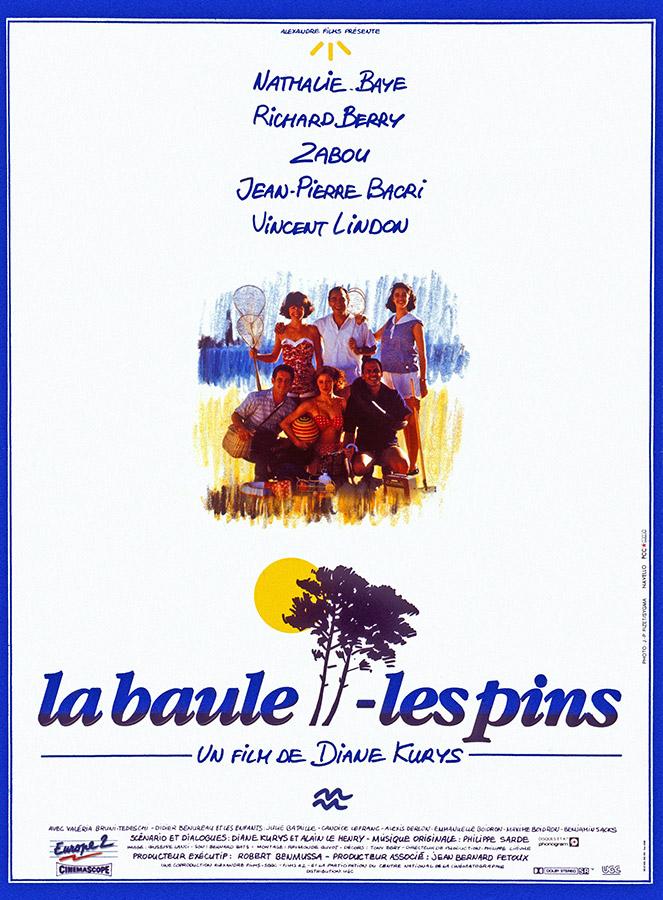 La Baule-Les-Pins (Diane Kurys, 1990)