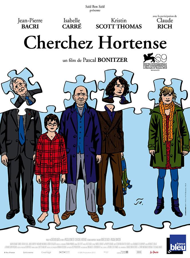 Cherchez Hortense (Pascal Bonitzer, 2012)