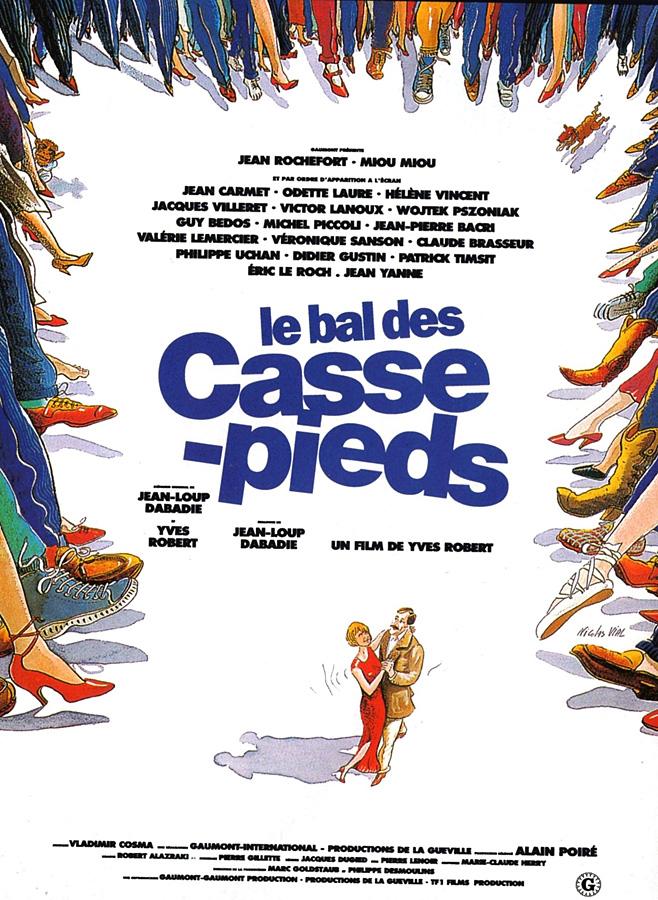 Le Bal des Casse-pieds (Yves Robert, 1992)