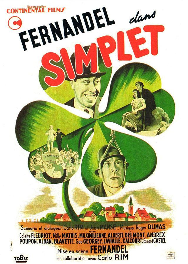 Simplet (Fernandel et Carlo Rim, 1942)