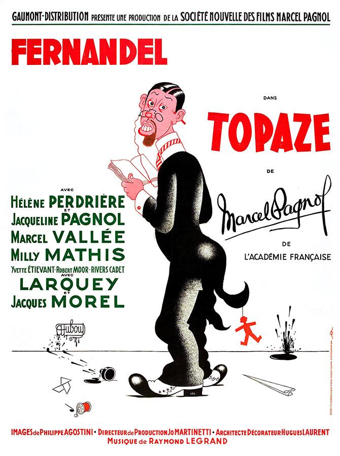 Topaze (Marcel Pagnol, 1951)