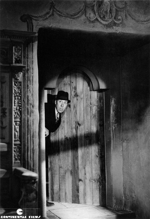 Fernandel dans Simplet (Fernandel et Carlo Rim, 1942) - DR