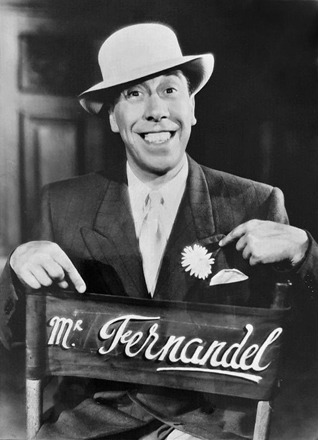Mr Fernandel - DR