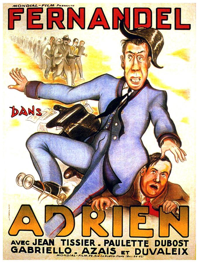 Adrien (Fernandel, 1943)
