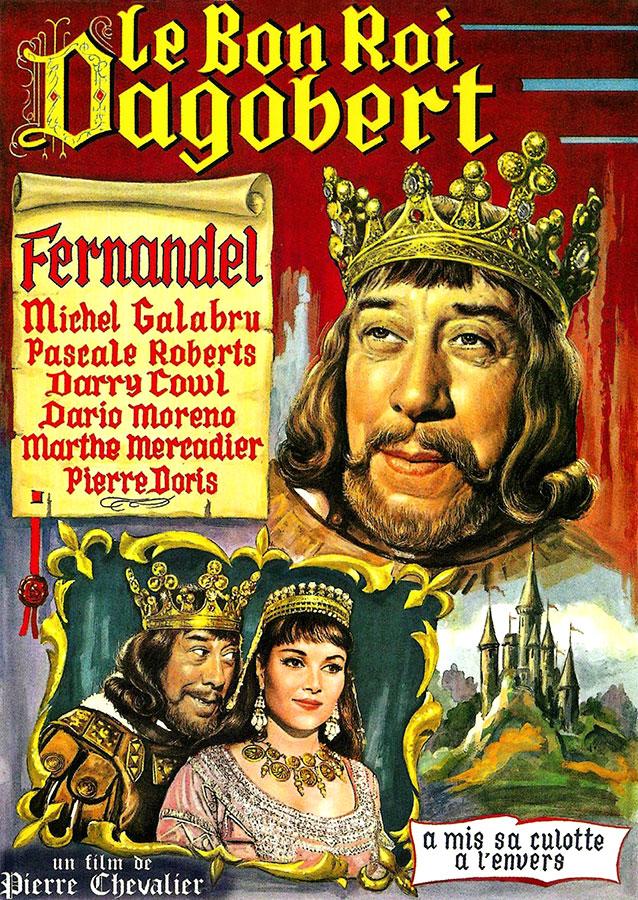 Le Bon Roi Dagobert (Pierre Chevalier, 1963)