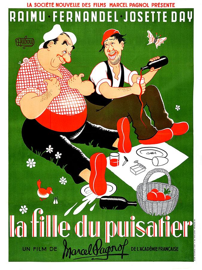 La Fille du puisatier (Marcel Pagnol, 1940)