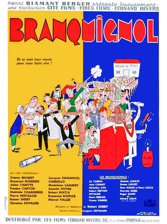 Branquignol (Robert Dhéry, 1949)