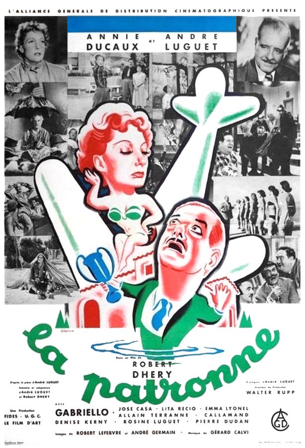 La Patronne (Robert Dhéry, 1950)