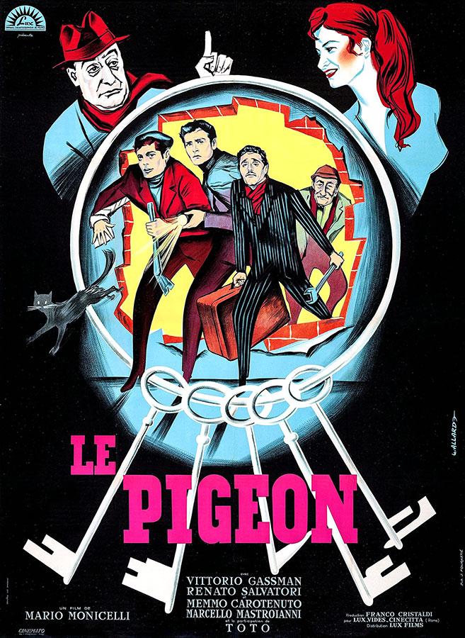 Le Pigeon (Mario Monicelli, 1958)