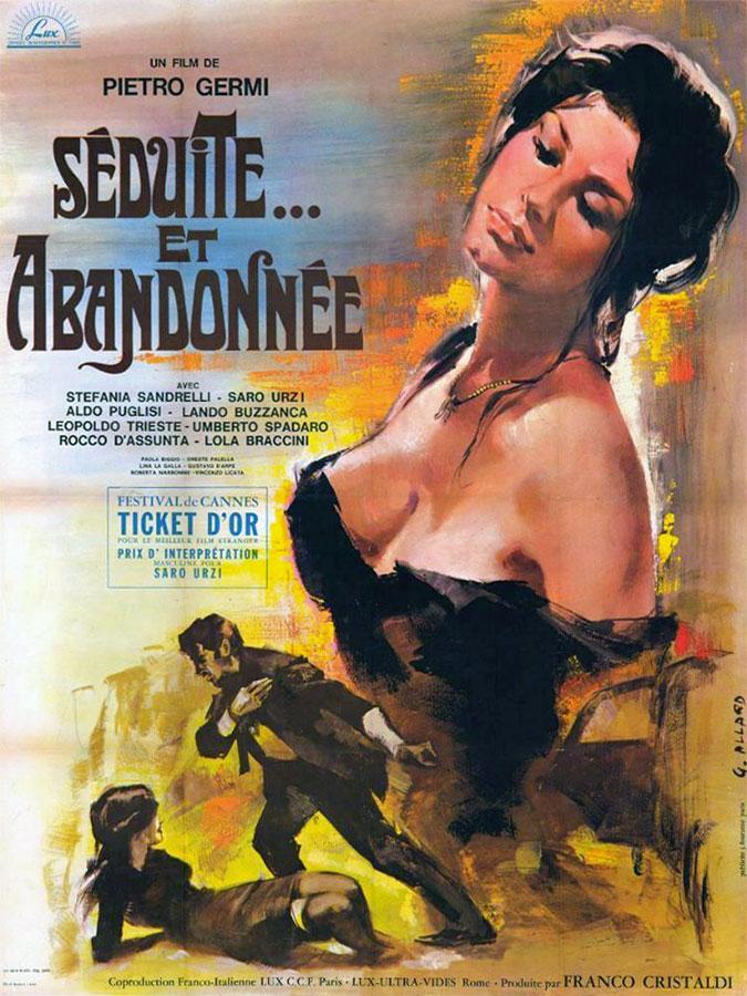 Séduite et abandonnée (Pietro Germi, 1964)