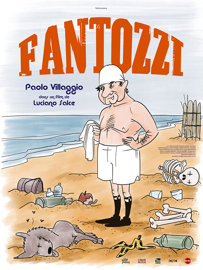 Fantozzi (Luciano Salce, 1975)