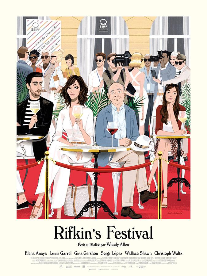 Rifkin's Festival (Woody Allen, 2021)